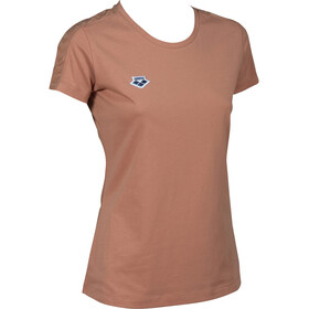 arena Team T-Shirt Women triple powder pink